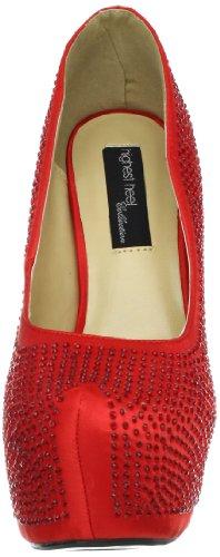 906074db4e7e on sale The Highest Heel Women s Bombshell-31 Platform Sandal ...