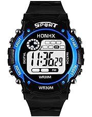 HONHX Digital Boys Watch