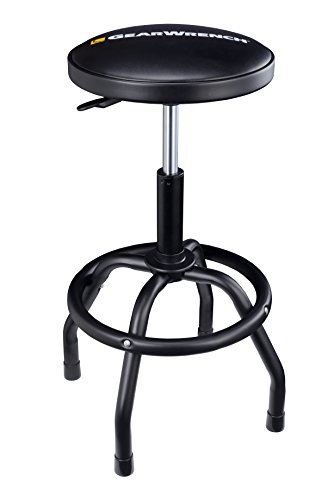 (GEARWRENCH 86992 Adjustable Swivel Work Stool)