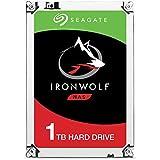"HD Seagate SATA 3.5"" IronWolf NAS 1TB 5400 RPM 64 MB Cache SATA 6.0 Gb/s - ST1000VN002"