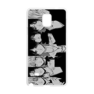 attack on titan For Samsung Galaxy Note4 N9108 Csae protection phone Case RT945803