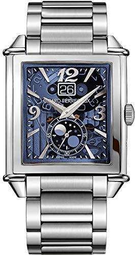 Girard-Perregaux-Vintage-1945-XXL-Blue-Skeleton-Moonphase-Mens-Watch-25882-11-421