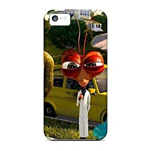 Rosesea Custom Personalized fwL129Sazrdurable Protection Cases Covers For Iphone 5c cartoon Movie 2014