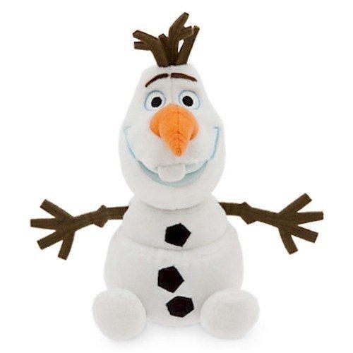 Disney Olaf Plush - Mini Bean Bag - 8'' - Frozen (Big Frozen Stuffed Animals)