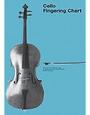 Cello Fingering Chart