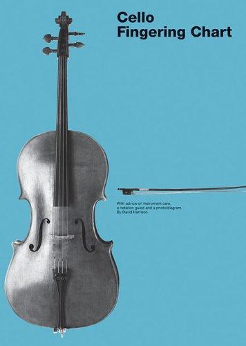 Cello Fingering Chart Paperback – Mar 1 2012 David Harrison Chester Music 1780385056 Music & Dance