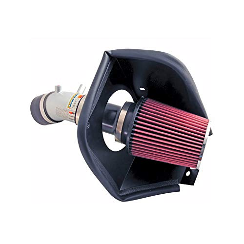 Air Motor Muffler - K&N 69-8617TTK Performance Intake Kit