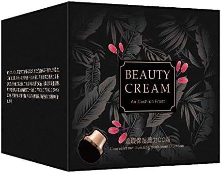 Mushroom Air Moisturizing Bb Cream Nude Long Lasting Skin Care And Beauty Makeup Cushion Foundation natural
