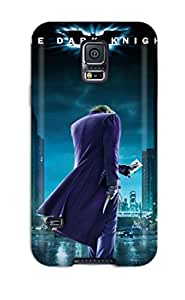 AndrewTeresaCorbitt Design High Quality The Joker Cover Case With Excellent Style For Galaxy S5