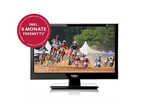 Xoro HTL 1550 KIT (15,6″ FullHD, DVB-T2 HD, freenet TV, DVB-C kabeltuner, 2xUSB, 2xHDMI, HAN 150) zwart