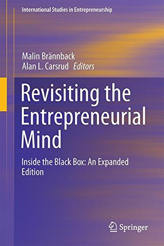 Revisiting the Entrepreneurial Mind: Inside the Black Box: An Expanded Edition (International Studies in Entrepreneurship)