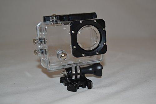 Theoutlettablet® Carcasa reemplazo Camara Deportiva Sumergible para cámara 4k. (ANDOER, Q5, EXCELVAN Q8) (Ver Imagen)