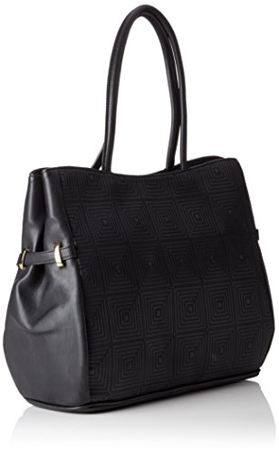 For Shoulder Brand 75351 Versace Black Shoppers Model And Shoulder Bags Black nero Women E1vobbh5 And For Color Women Jeans Jeans Shoppers Black Bags Versace z5zxRntw