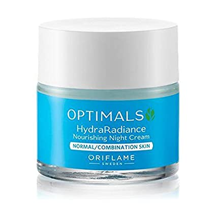 Optimals HydraRadiance Crema de Noche para la Piel Normal ...