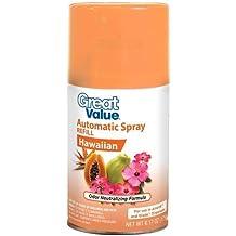 Great Value Automatic Spray Refill Hawaiian 6.17 oz