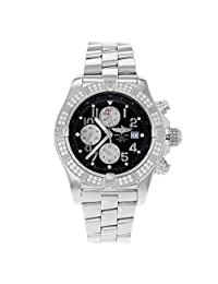 Breitling Super Avenger Automatic-self-Wind Male Watch A13370 (Certified Pre-Owned)