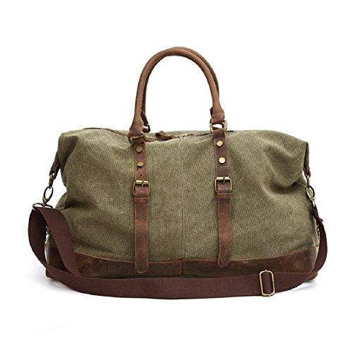 LJ&L 44-litro de gran capacidad de viaje de mano, hombres y mujeres bolsa de viaje universal, multi-propósito bolso de viaje de corta distancia de equipaje de viaje,A,44L A