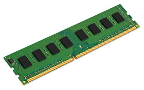 Kingston ValueRAM 4GB 1333MHz PC3-10600 DDR3 Non-ECC CL9 DIMM SR x8 STD Height 30mm Memory (Ecc Unbuffered Dimm A 240 Pin)