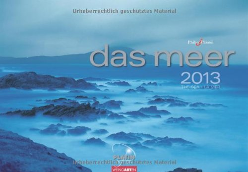 Das Meer 2013. Platin Edition
