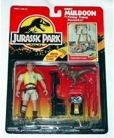 Jurassic Park Kenner 1993 ROBERT MULDOON comme est