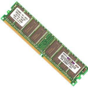 Infineon 256MB DDR RAM PC3200 184-Pin DIMM (256mb Pc 3200 Ddr Ram)
