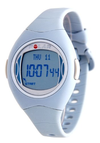 Polar F4 Fitness Monitor, Blue Ice