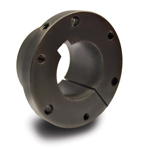 TB Woods Type E E234 Sure-Grip Bushing, Cast Iron, Inch, 2.75'' Bore, 3.834'' OD, 2.62'' Length, 20000 lbs/in Torque, Standard Design, Standard Keyway by TB Woods