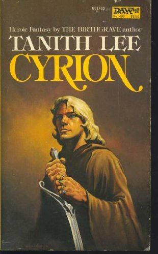 book cover of Cyrion