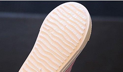 Ailvyang Unisex - niños zapatos de gimnasia Arancione