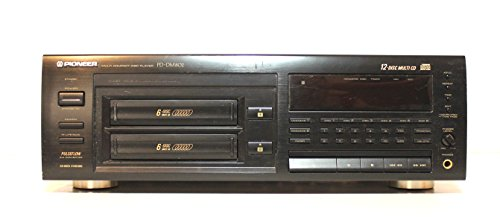 Pioneer PD-DM802 12-Disc Compact Disc Player Changer