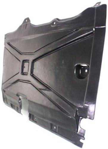 M5 BM1228135 CPP Passenger Side Engine Splash Shield Guard for BMW 5 Series
