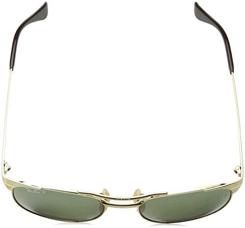 Unisex Niño Ray de Gold Sol Ban Gafas 0Rj9540S 49 wrYqTZRYX
