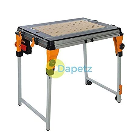 Daptez ® Workcentre Twx7 Woodworking Station DIY Work Table Clamping Table:  Amazon.co.uk: DIY U0026 Tools