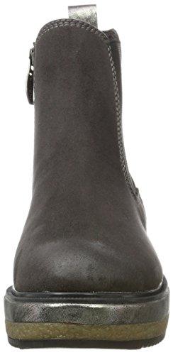 antrasitt Boots 25954 Tamaris Grå Kvinners Chelsea xaSgY