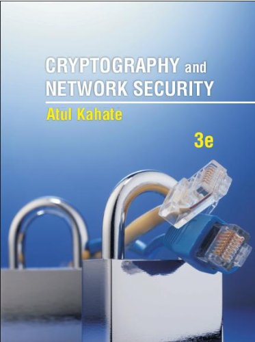 Cryptography and Network Security; 3e