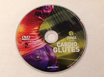 Zumba Fitness Cardio & Glutes DVD from the Target Zone DVD Set by Zumba Fitness