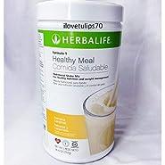 Herbalife Formula 1 Healthy Meal Nutritional Shake Mix: Banana Caramel 750 g