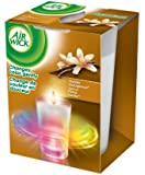 Air Wick Color-Changing Scented Candle, Vanilla Indulgence, 4.23 Ounce