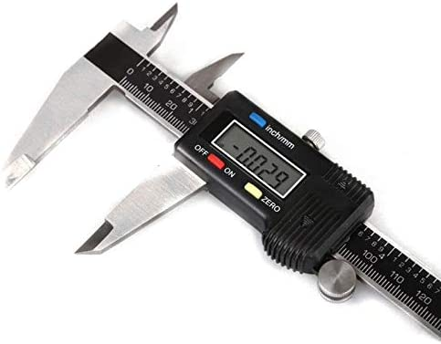 MOUNTAIN MEN Digital Vernier Caliper Micrometer Electronic Ruler Paquimetro Stainless Steel LCD Digital Calliper