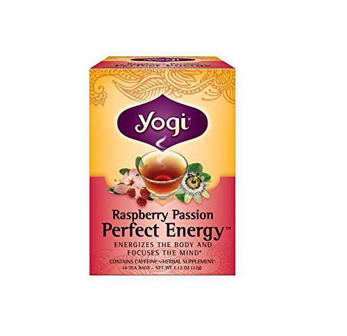 yogi green tea energy - 5