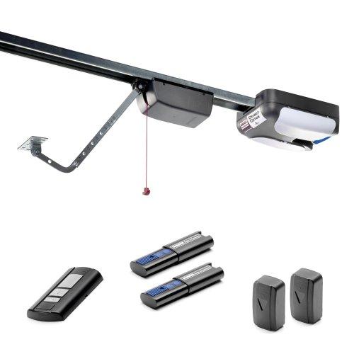 - SOMMER 1042V002 3/4 hp Garage Door Opener with Smartphone Controller