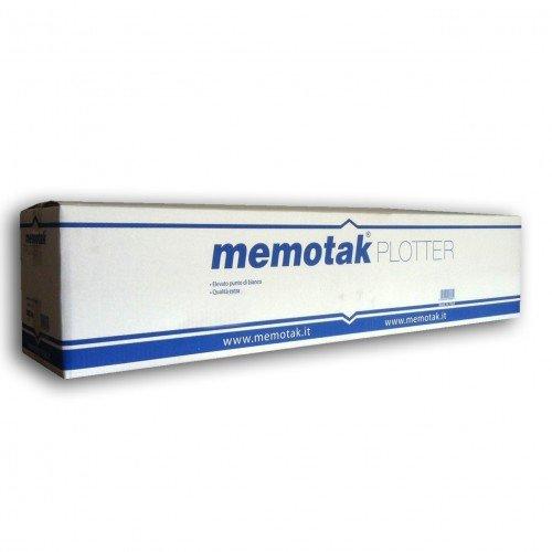 Rollo papel memotak para plotter Gr./M² 90 H. 91 x 50 mt.: Amazon ...