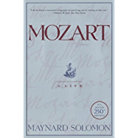 Mozart: A Life book cover