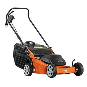 oleomac 66129011 a G 44 PE cortacésped eléctrico, Naranja: Amazon ...