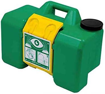 CNRGHS Augenspülmaschine, 35 L Tragbarer Augenspüler, ABS-Kunststoff, 9 Gallonen, Geeignet Für Rettungszwecke, Bei Denen Keine Feste Wasserquelle Vorhanden Ist