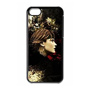 Metal Gear Solid 4 Guns of the Patriots iPhone 5c Cell Phone Case Black xlb2-187505