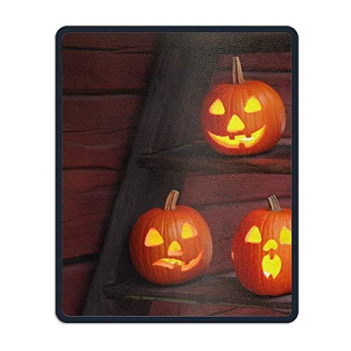 Holiday Halloween Mouse Pad Non-Slip Rubber Base Mousepad Mat for Laptop Desktop ()