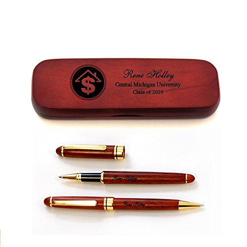 Thanh 39's Personalized Graduation Pen Sets for Bankers
