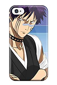 5974033K33820252 MarvinDGarcia Case Cover Protector Specially Made For Iphone 4/4s Bleach