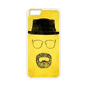 DIY Printed Breaking Bad hard plastic case skin cover For iPhone 6 Plus 5.5 Inch SN9V393077